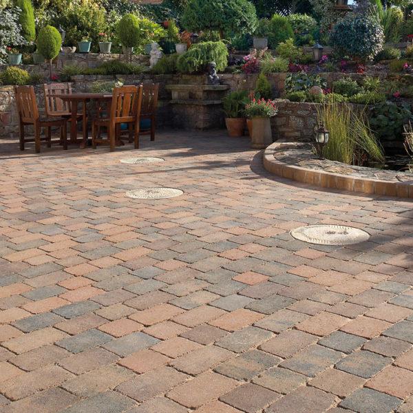 carra stone patio