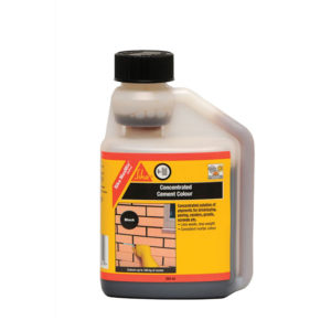 Cement colour bottle 250ml