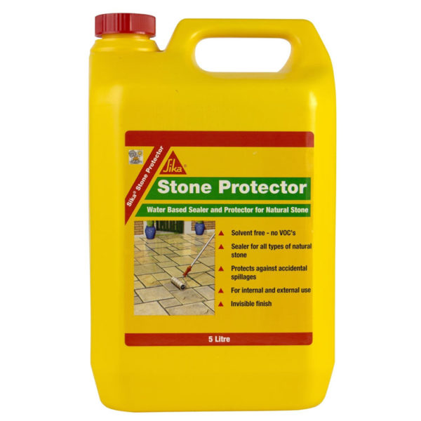 Stone protector bottle 5l