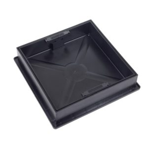 Plastic Recessed Cover