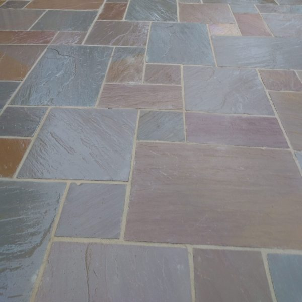 Autumn Brown Indian Stone